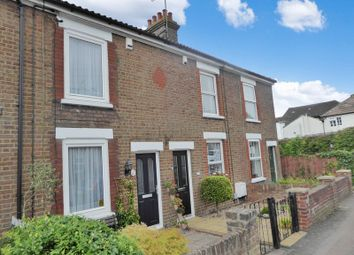 Thumbnail 2 bed terraced house for sale in Cross Street North, Dunstable