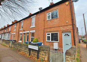 Thumbnail 2 bed end terrace house to rent in Portland Road, West Bridgford