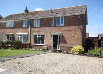 Thumbnail 3 bed semi-detached house for sale in Irvin Avenue, Saltburn-By-The-Sea