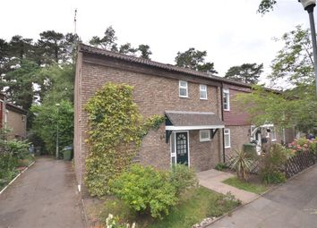 Thumbnail 3 bed end terrace house for sale in Prescott, Hanworth, Bracknell