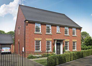"Thumbnail 4 bed detached house for sale in ""Chelworth"" at Monkerton Drive, Pinhoe, Exeter"
