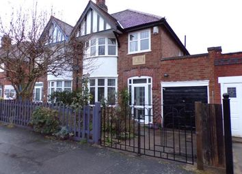 Thumbnail 3 bed semi-detached house for sale in Ainsdale Road, Western Park, Leicester, Leicestershire