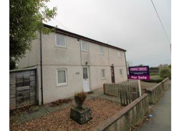 Thumbnail 2 bed semi-detached house for sale in Bron Ceris, Gaerwen