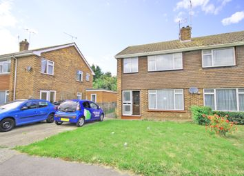 Thumbnail 4 bed semi-detached house for sale in College Road, Canterbury