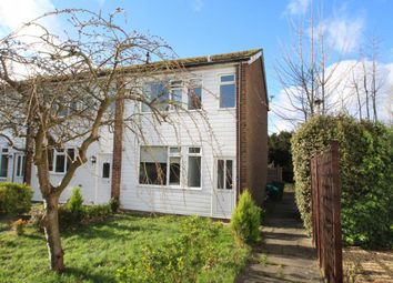 Thumbnail 3 bed end terrace house for sale in Campbells Green, Mortimer Common