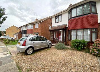 3 bed semi-detached house for sale in Cambria Crescent, Riverview Park, Gravesend, Kent DA12