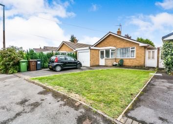 Thumbnail 2 bed detached bungalow for sale in Moorlands Drive, Shirley, Solihull