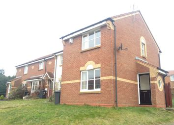 Thumbnail 2 bed end terrace house to rent in Speedwell Drive, Hamilton, Leicester