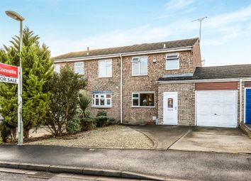 Thumbnail 3 bed semi-detached house for sale in Crouch Hill Road, Banbury
