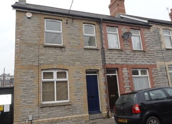 Thumbnail 2 bed end terrace house for sale in Moxon Street, Barry