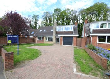 Thumbnail 4 bed detached house for sale in Chauntry Road, Maidenhead, Berkshire