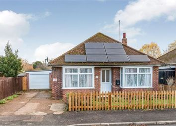 Thumbnail 4 bed bungalow for sale in Bury St Edmunds, Suffolk