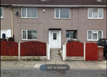 Thumbnail 3 bed terraced house to rent in Buckfast Close, Liverpool