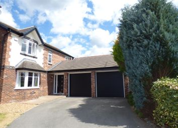 Thumbnail 4 bed detached house for sale in Camberley Close, Tottington, Bury