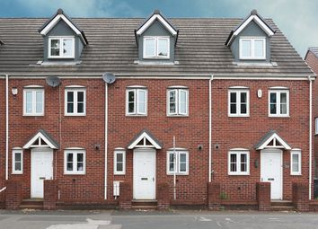Thumbnail 3 bed terraced house for sale in Walsall Road, Willenhall