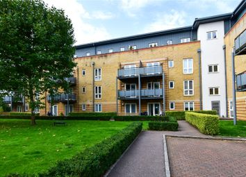 Thumbnail 2 bed flat for sale in Central Heights, Manhattan Avenue, Watford, Hertfordshire