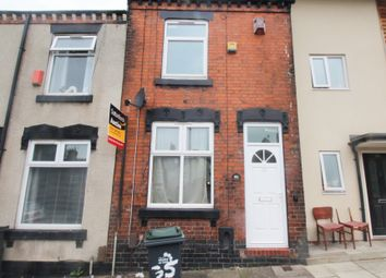 Thumbnail 2 bedroom terraced house for sale in St. Pauls Street, Stoke-On-Trent, Staffordshire