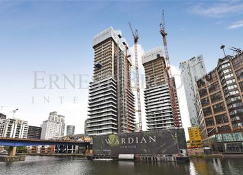 Thumbnail Studio for sale in East Tower, The Wardian, Canary Wharf