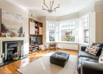Thumbnail 3 bed flat for sale in Minster Road, West Hampstead, London