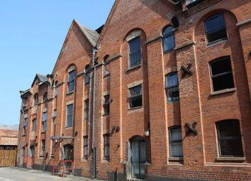 Thumbnail 1 bedroom flat to rent in The Old Coopers, Wetmore Road, Burton-On-Trent