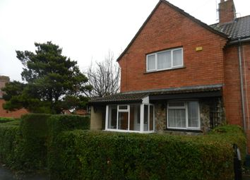 Thumbnail 3 bedroom end terrace house for sale in Connaught Road, Knowle, Bristol