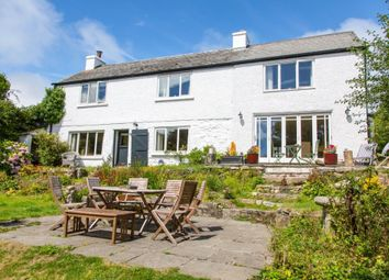 Thumbnail 4 bed detached house for sale in Newmill, Penzance, Cornwall