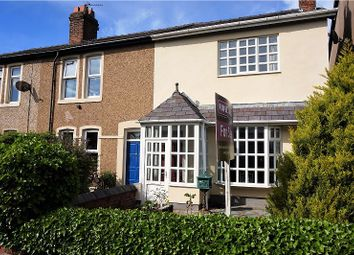 Thumbnail 3 bed end terrace house for sale in Holmefield Road, Lytham St. Annes