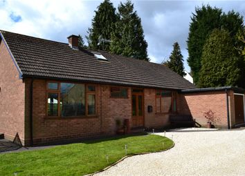 Thumbnail 4 bed detached bungalow for sale in Townsend Croft, Styvechale, Coventry, West Midlands