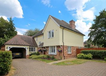 Thumbnail 5 bedroom detached house to rent in Watermill Close, Brasted, Westerham