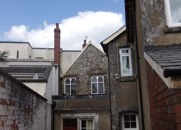 Thumbnail 1 bed flat to rent in Dorset House, Trinity Square, Axminster, Devon