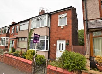Thumbnail 3 bed semi-detached house for sale in Douglas Street, Manchester