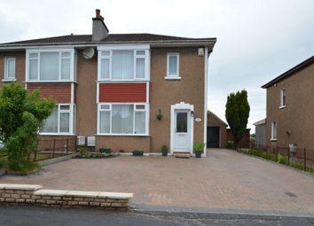 Thumbnail Semi-detached house for sale in Marjory Road, Renfrew