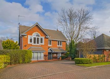 4 bed detached house for sale in Blattner Close, Elstree, Borehamwood WD6