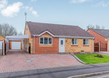 Thumbnail 3 bed bungalow for sale in Parma Grove, Meir Hay, Stoke-On-Trent