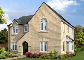 "Thumbnail 4 bedroom detached house for sale in ""Salcombe V1"" at Heritage Green, Rother Way, Chesterfield"