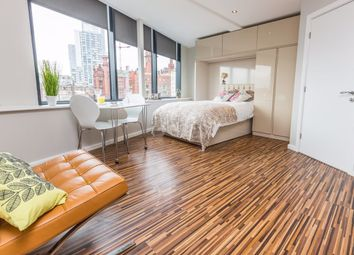 Thumbnail Studio to rent in Princess Street, Manchester