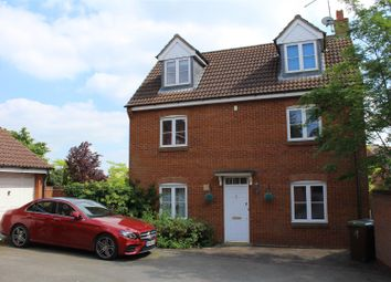 Thumbnail 4 bed detached house for sale in Snowshill Close, Daventry