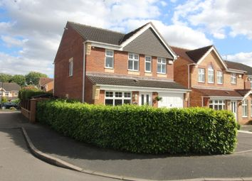 Thumbnail 3 bed detached house for sale in Brander Close, Balby, Doncaster