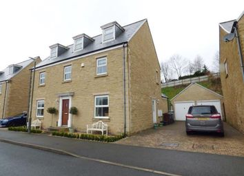 Thumbnail 5 bedroom detached house for sale in Hogshaw Drive, Buxton, Derbyshire