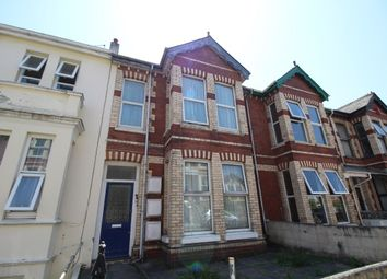 Thumbnail 1 bedroom flat to rent in Salisbury Road, Lipson, Plymouth