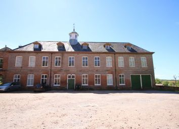 Thumbnail 3 bed flat for sale in Crowcombe, Taunton