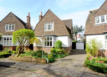 Thumbnail 3 bed detached house for sale in Cedar Close, East Molesey, Surrey