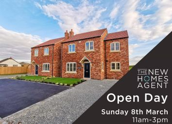 4 bed property for sale in Gainsborough Road, Middle Rasen, Market Rasen LN8