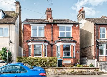 Thumbnail 2 bed semi-detached house to rent in Alexandra Road, Kings Langley