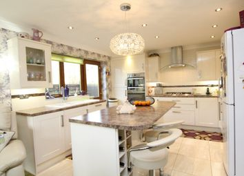 Thumbnail 2 bedroom detached bungalow for sale in Long Street, Stoney Stanton, Leicester