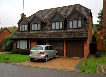 Thumbnail 5 bed detached house for sale in Hawkshill Drive, Hemel Hempstead