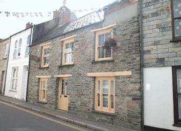 Thumbnail 3 bed terraced house for sale in Fore Street, St. Columb