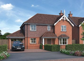 "Thumbnail 4 bedroom property for sale in ""The Wimberry"" at Wheeler Avenue, Wokingham"