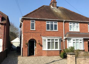Thumbnail 3 bedroom semi-detached house for sale in Bartlemy Road, Newbury