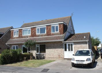 Thumbnail 3 bed semi-detached house for sale in Rushmoor, Clevedon